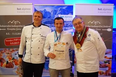 Predstavnik Hit Alpinee Ivica Aleksov