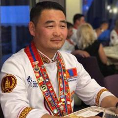 Batbaatar Ragchaabazar